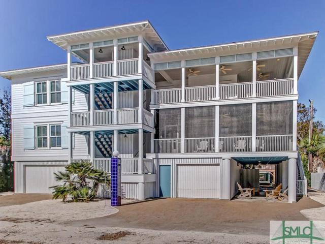 8 6th Place, Tybee Island, GA 31328 (MLS #182497) :: Coastal Savannah Homes