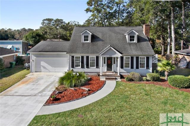 919 Moss Drive, Savannah, GA 31410 (MLS #182507) :: Coastal Savannah Homes