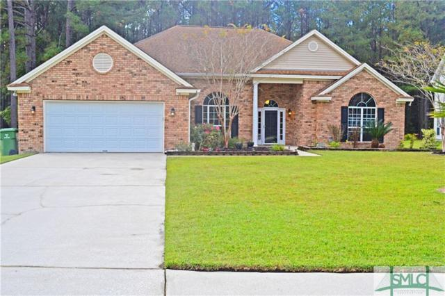 14 London Tower Court, Pooler, GA 31322 (MLS #182525) :: Coastal Savannah Homes