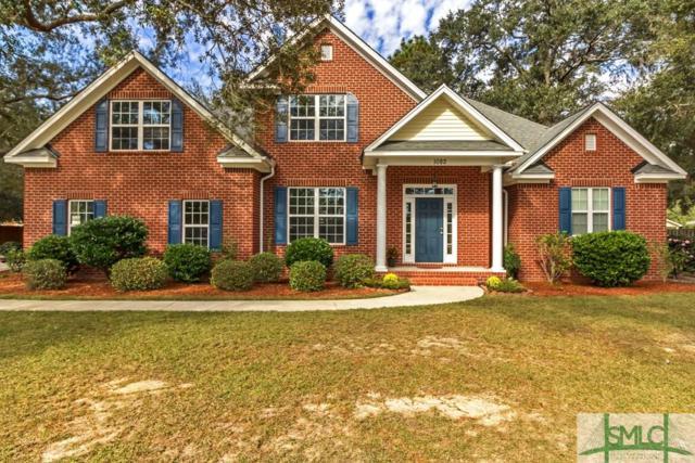 1082 Nease Road, Guyton, GA 31312 (MLS #182541) :: Coastal Savannah Homes