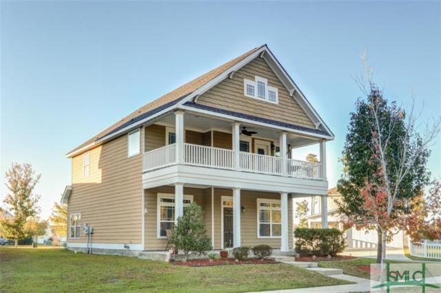 4 Moonlight Trail, Port Wentworth, GA 31407 (MLS #182542) :: Coastal Savannah Homes
