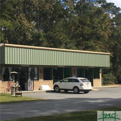 217 Butler Street, Midway, GA 31320 (MLS #182564) :: Coastal Savannah Homes