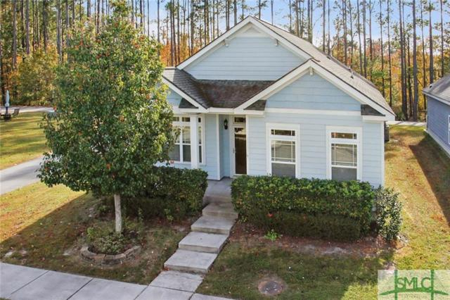 127 Moonlight Trail, Port Wentworth, GA 31407 (MLS #182566) :: The Arlow Real Estate Group