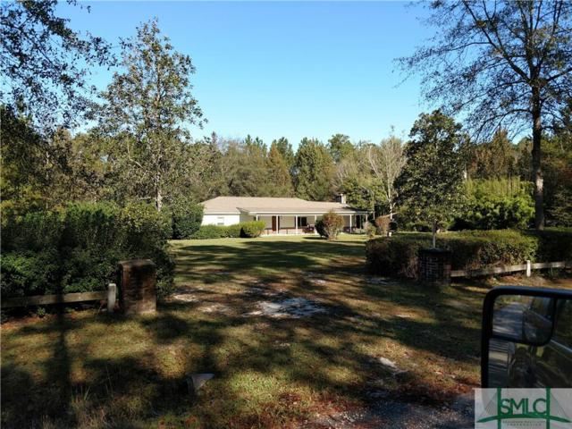 417 Exley Loop Loop, Rincon, GA 31326 (MLS #182600) :: Coastal Savannah Homes