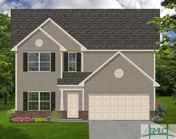 646 Red Oak Lane, Hinesville, GA 31313 (MLS #182619) :: Coastal Savannah Homes