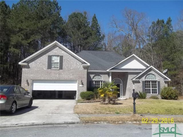 131 Tappan Zee Drive, Pooler, GA 31322 (MLS #182643) :: Coastal Savannah Homes