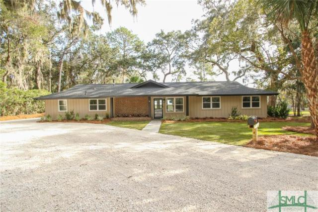 7 Fancy Hall Drive, Richmond Hill, GA 31324 (MLS #182652) :: Coastal Savannah Homes