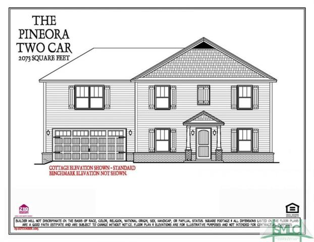 1443 Old Dixie Highway, Springfield, GA 31329 (MLS #182659) :: Coastal Savannah Homes