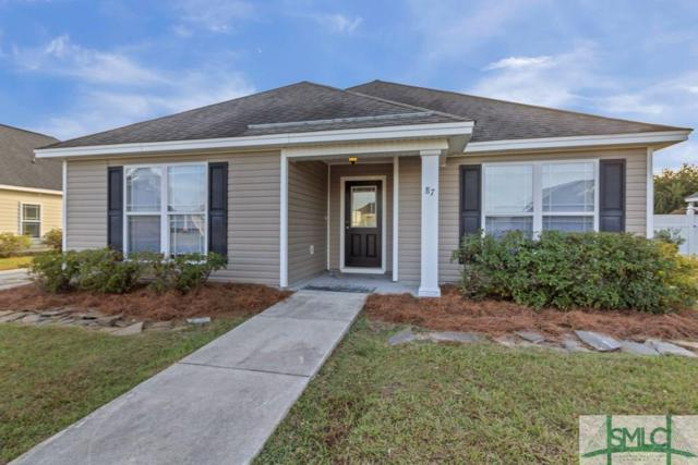87 O'hara Drive, Richmond Hill, GA 31324 (MLS #182661) :: Coastal Savannah Homes