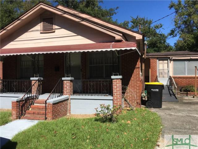 2116 Weldon Street, Savannah, GA 31415 (MLS #182668) :: The Arlow Real Estate Group