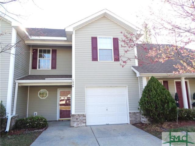 1004 Towne Park Drive, Rincon, GA 31326 (MLS #182674) :: Coastal Savannah Homes