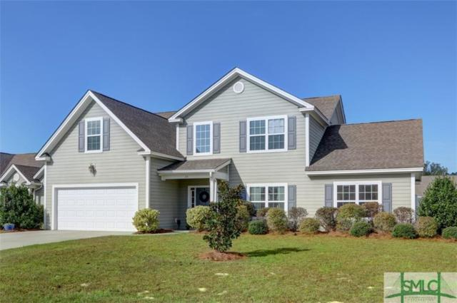 23 Cross Gate Court, Pooler, GA 31322 (MLS #182709) :: Coastal Savannah Homes