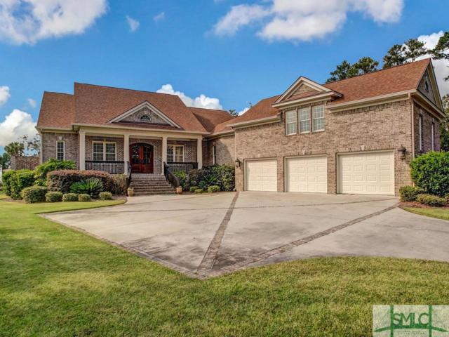 25 Cedar View Drive, Savannah, GA 31410 (MLS #182724) :: The Robin Boaen Group