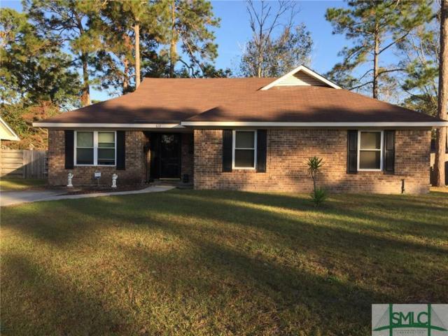 612 Oak Street, Hinesville, GA 31313 (MLS #182760) :: McIntosh Realty Team
