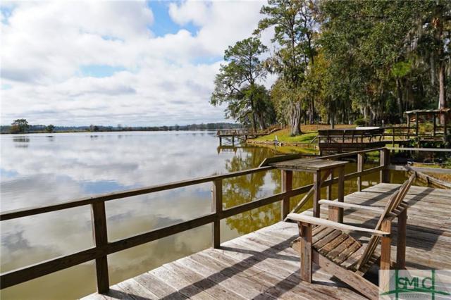 799 Lake Drive, Midway, GA 31320 (MLS #182820) :: Coastal Savannah Homes