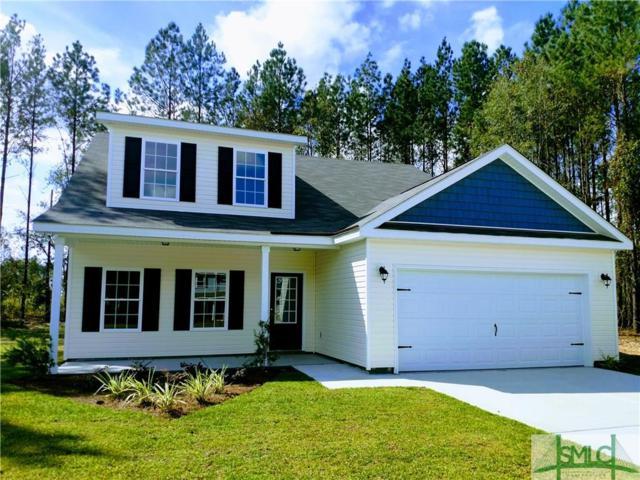 106 Beaubrook Boulevard, Springfield, GA 31329 (MLS #182833) :: Coastal Savannah Homes
