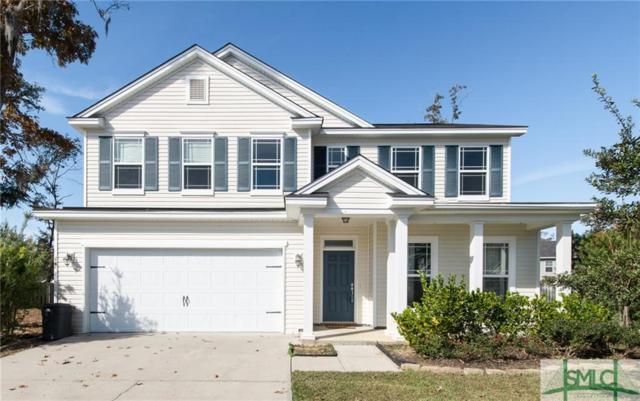 14 Amherst Way, Savannah, GA 31419 (MLS #182868) :: Coastal Savannah Homes