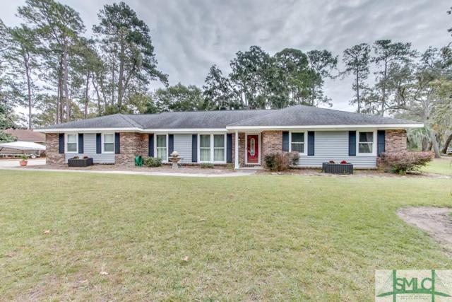 216 Christie Road, Savannah, GA 31410 (MLS #182871) :: Coastal Savannah Homes