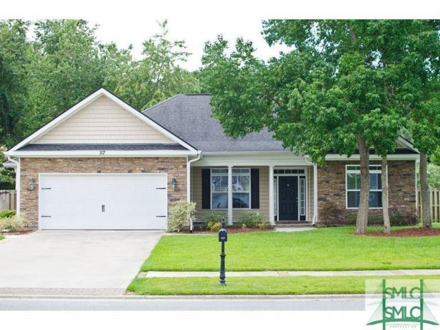 117 Mosswood Drive, Savannah, GA 31405 (MLS #182910) :: Teresa Cowart Team