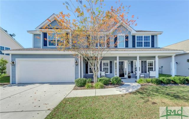 11 Crossgate Court, Pooler, GA 31322 (MLS #182958) :: Coastal Savannah Homes