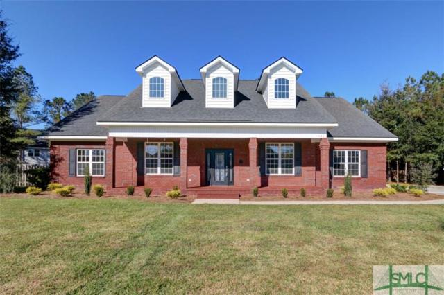 102 Corral Court, Guyton, GA 31312 (MLS #182992) :: Coastal Savannah Homes