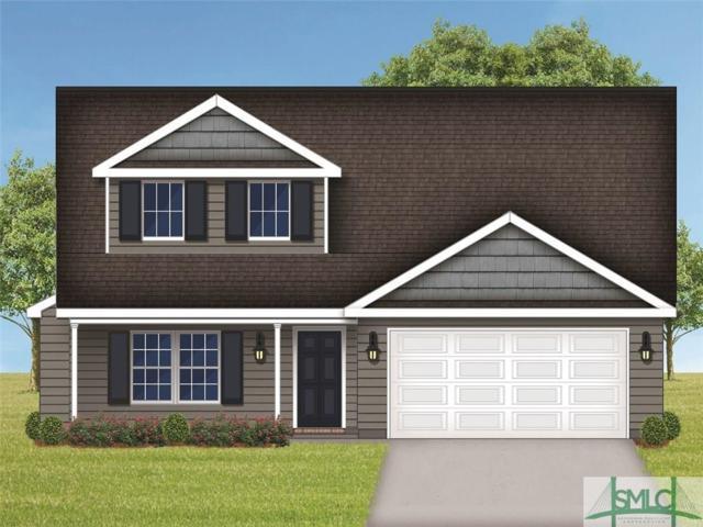 194 Sawgrass Drive, Savannah, GA 31405 (MLS #183020) :: Teresa Cowart Team