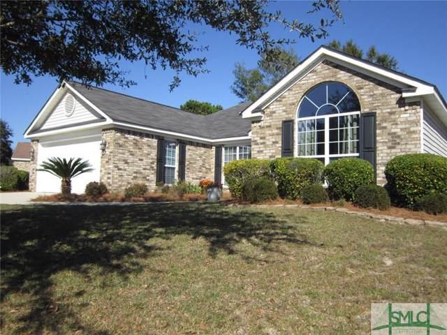 134 Brianna Circle, Savannah, GA 31419 (MLS #183064) :: Coastal Savannah Homes