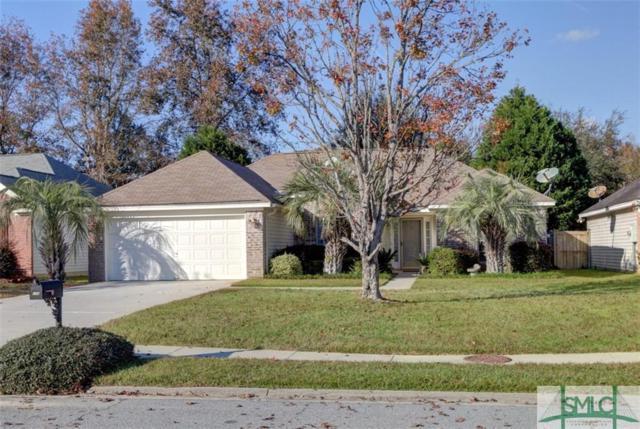 134 Cormorant Way, Savannah, GA 31419 (MLS #183086) :: Coastal Savannah Homes