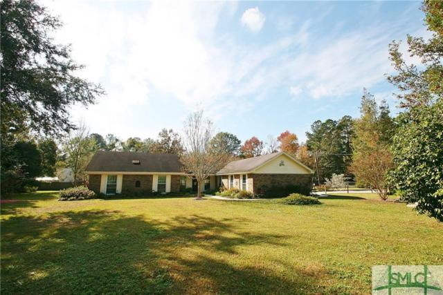 199 Ponderosa Road, Richmond Hill, GA 31324 (MLS #183092) :: Coastal Savannah Homes