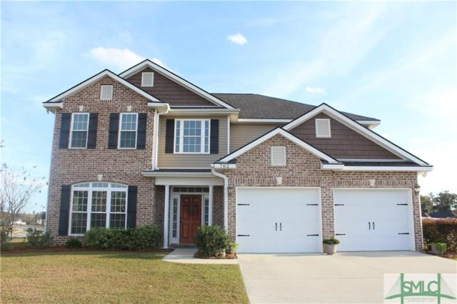 702 English Oak Drive, Hinesville, GA 31313 (MLS #183170) :: Teresa Cowart Team