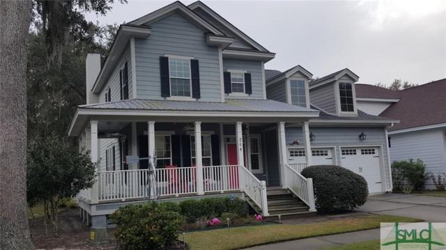 208 Village Road, Midway, GA 31320 (MLS #183176) :: Teresa Cowart Team