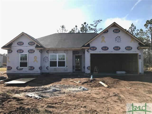 1284 Windrow Drive, Hinesville, GA 31313 (MLS #183181) :: Teresa Cowart Team