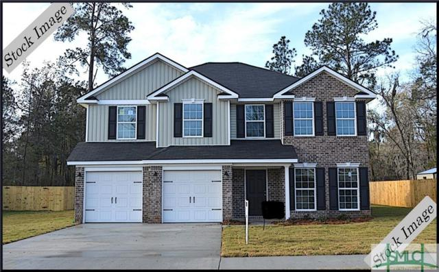 721 Highgrove Court, Hinesville, GA 31313 (MLS #183201) :: Teresa Cowart Team