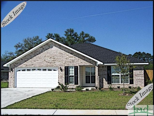 716 Highgrove Court, Hinesville, GA 31313 (MLS #183204) :: Teresa Cowart Team