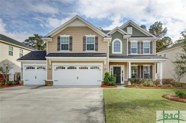 147 Tahoe Drive, Pooler, GA 31322 (MLS #183222) :: Coastal Savannah Homes