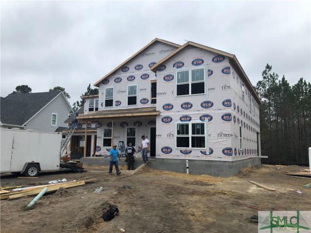 120 Tupelo Street, Pooler, GA 31322 (MLS #183225) :: The Arlow Real Estate Group