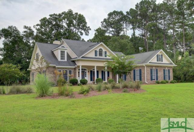 112 Grand View Drive, Pooler, GA 31322 (MLS #183229) :: Coastal Savannah Homes