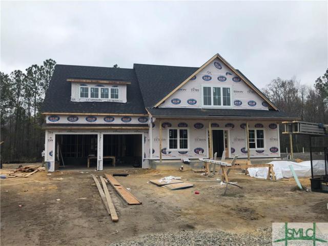124 Tupelo Street, Pooler, GA 31322 (MLS #183236) :: The Arlow Real Estate Group