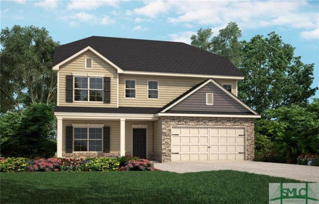 24 Bridlington Way, Savannah, GA 31419 (MLS #183252) :: Coastal Savannah Homes