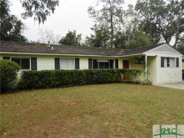 8508 Lynn Avenue, Savannah, GA 31406 (MLS #183310) :: The Arlow Real Estate Group
