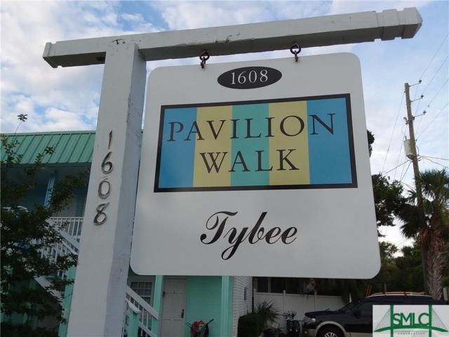 1608 Jones, Tybee Island, GA 31328 (MLS #183331) :: Coastal Savannah Homes