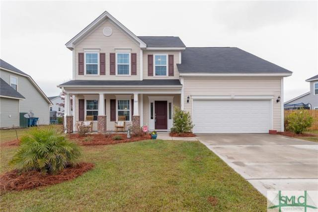 1389 Castleoak Drive, Richmond Hill, GA 31324 (MLS #183334) :: Teresa Cowart Team