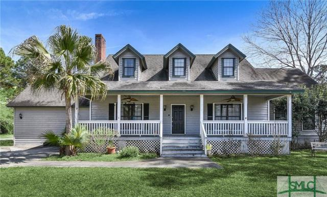 106 S Paxton Drive, Savannah, GA 31406 (MLS #183340) :: The Arlow Real Estate Group