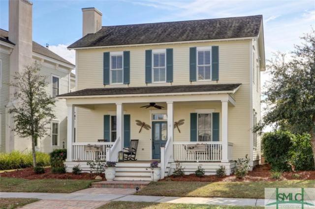 7 Crabapple, Port Wentworth, GA 31407 (MLS #183347) :: Coastal Savannah Homes