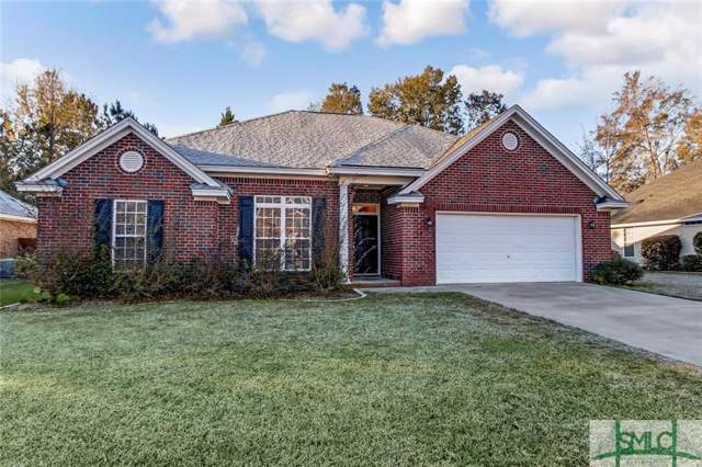 799 Young Way, Richmond Hill, GA 31324 (MLS #183355) :: The Arlow Real Estate Group