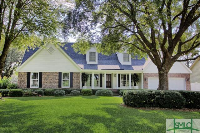 129 Lakeshore Drive, Savannah, GA 31419 (MLS #183360) :: The Arlow Real Estate Group