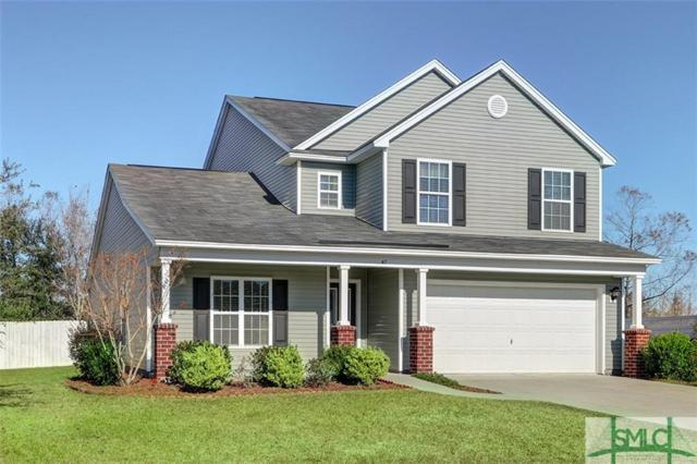 47 Glenwood Court, Pooler, GA 31322 (MLS #183365) :: Teresa Cowart Team