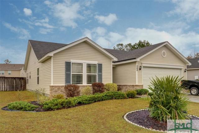 248 Harmony Boulevard, Pooler, GA 31322 (MLS #183366) :: The Arlow Real Estate Group