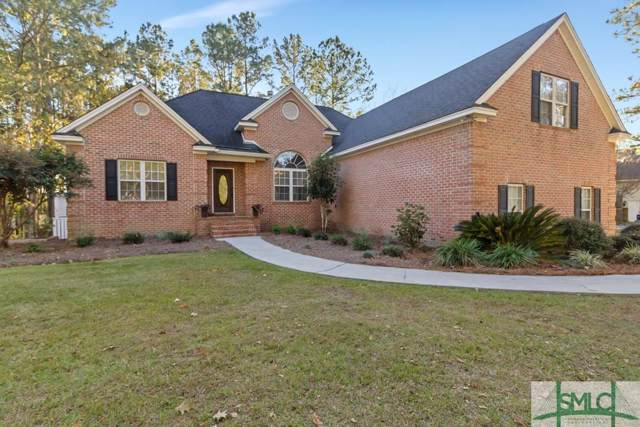 411 Kelsall Drive, Richmond Hill, GA 31324 (MLS #183376) :: The Arlow Real Estate Group