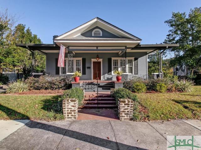 128 E 48Th Street, Savannah, GA 31405 (MLS #183429) :: The Arlow Real Estate Group